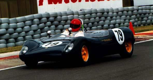 1962 Lotus 23