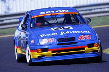 1988 1992 Sierra Cosworth Rs500 Turbo Group A Chassis